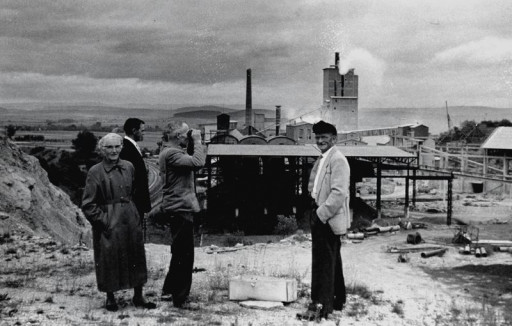, li_0098, Zementwerk 1960, wohl 1960