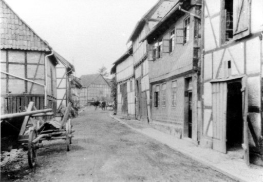 , li_0126, Stadtrundgang um1930, Hinterstraße, um 1930
