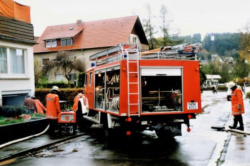 , li_0142, Hochwasser 1998, 1998
