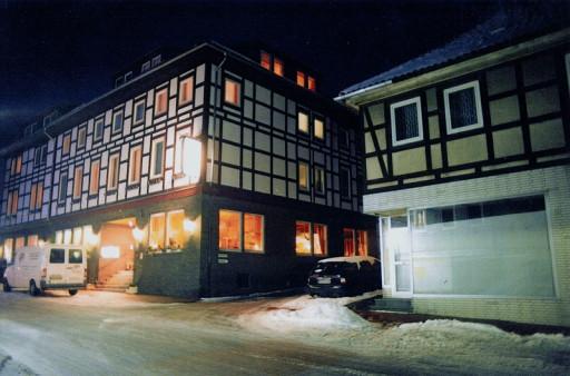, te_0050, Hotel Illemann, Fleischerei Ziegler, um 2003