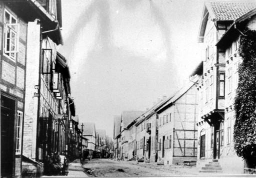 , te_0258, Stadtrundgang um 1930 Lange Straße, um 1930