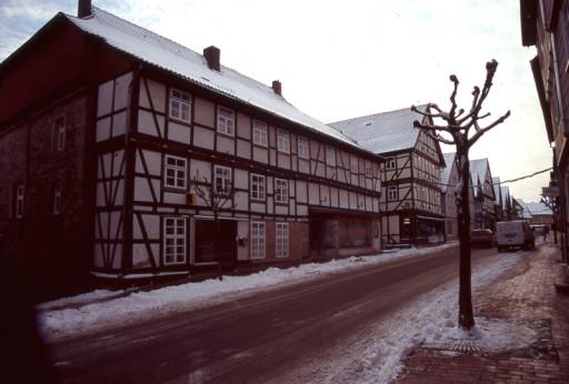 , te_0293, Altes Rathaus in der Langen Straße, wohl 2003