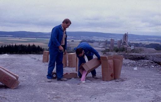 , te_0340, Zementwerk 1988, um 1988