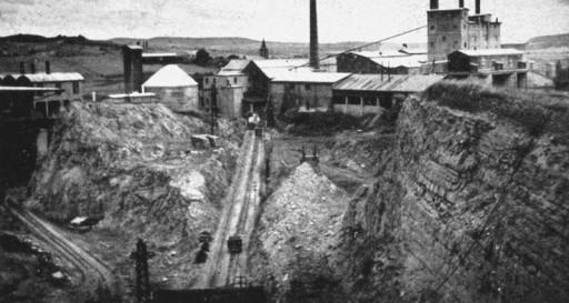 , te_0343, Zementwerk 1931, um 1930