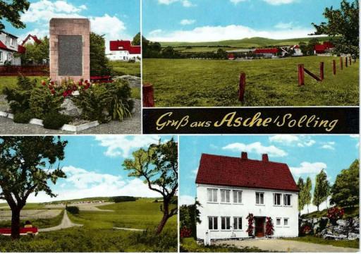 , wi_0001, Postkarte von Asche , ohne Datum